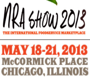 2013 National Restaurant Association Show