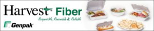 Harvest Fiber food containers