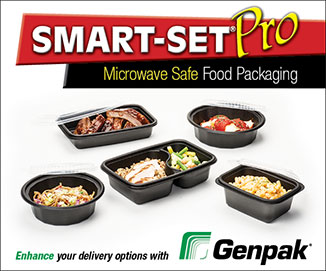 Smart Set Pro microwave safe food packaging
