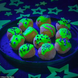 glow in the dark munchkins