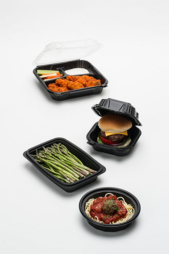 restaurant to go containers