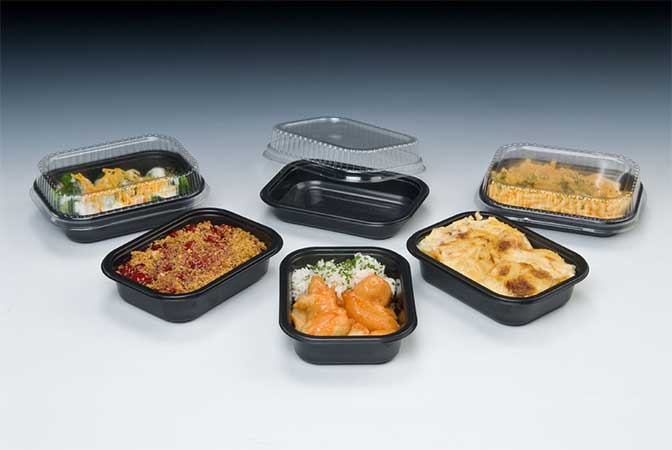 containers for prepared foods