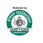 Green Restaurant Association Endorsement